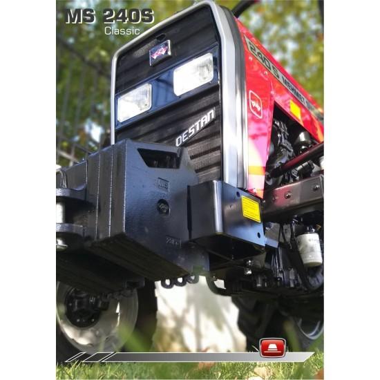 Mehmet Şimşeker MS240-S 4x4 Traktör