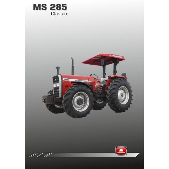 Mehmet Şimşeker MS285 4x4 Traktör